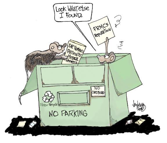 Editorial Cartoon: File 13