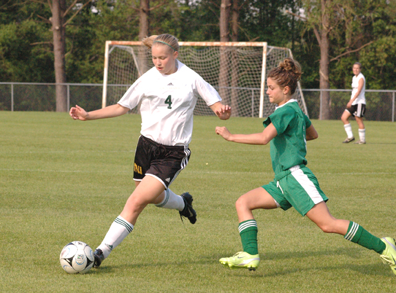 Lady Knights Get Best Of Bunn