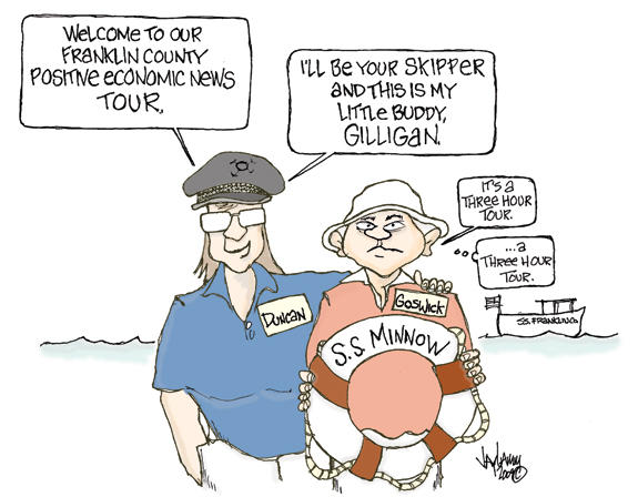 Editorial Cartoon: Tour De Jour