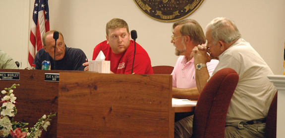 Franklinton looks at funding sewer line