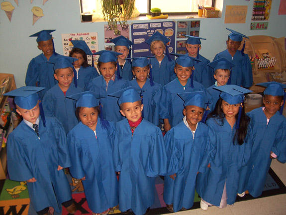 ABC Adventures graduation