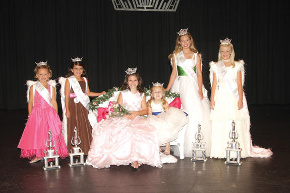 LC hosts Outstanding Little Miss Pageant