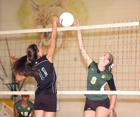 Bunn Sweeps Northern Nash