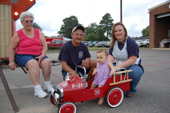 Centerville Volunteer Fire Department celebrates 50 years of community service