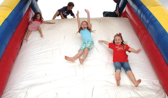 More photos from the Youngsville Fall Festival