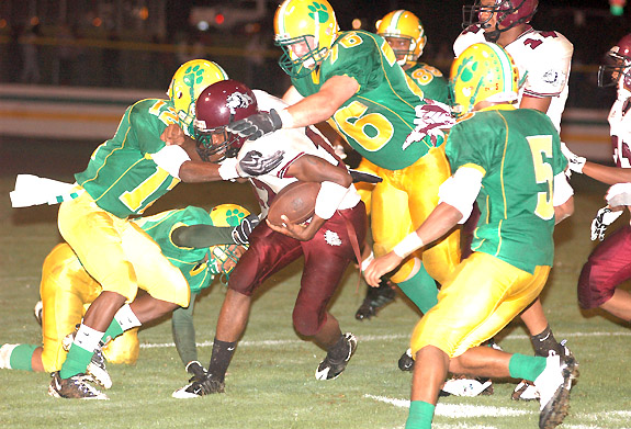 Bunn Outlasts Bulldogs