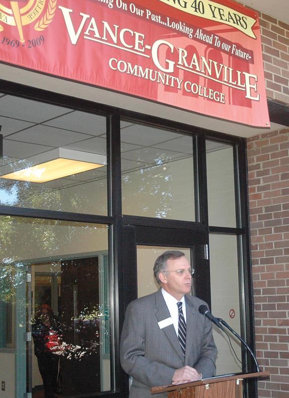 VGCC celebrates 40th anniversary