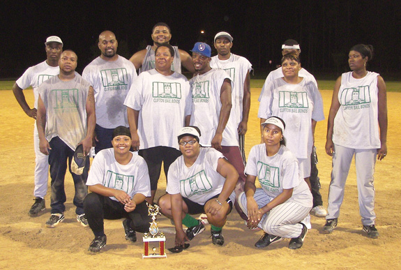 CLIFTON BAIL BONDS -- FCPR ADULT CO-ED RUNNER-UP