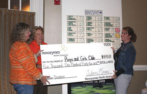 Novo golf tournament raises money for Boys and Girls Club