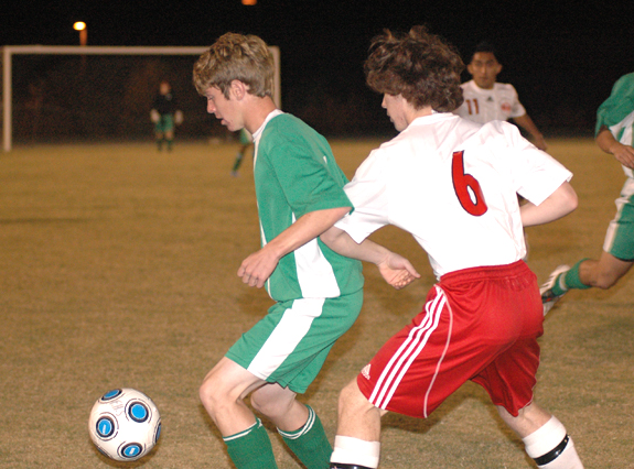 Bunn's Soccer Blitz