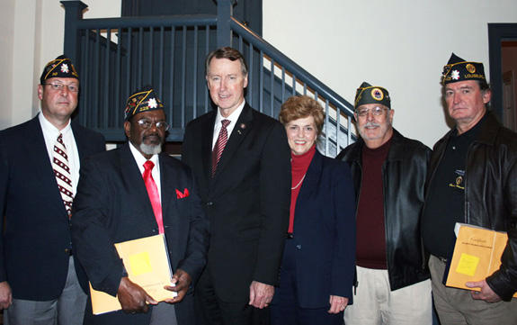 Louisburg College hosts musical performance honoring veterans