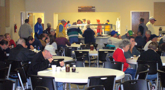 Pilot Lions Club Thanksgiving Breakfast