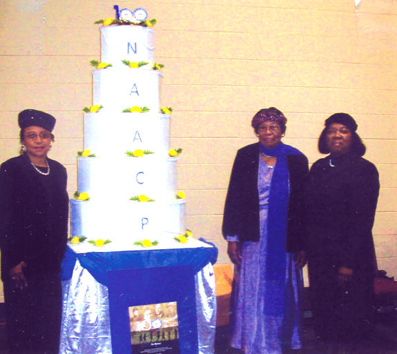 NAACP TURNS 100