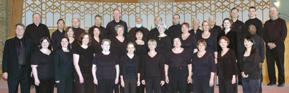 """Concert Singers of Cary"" coming to Louisburg College"