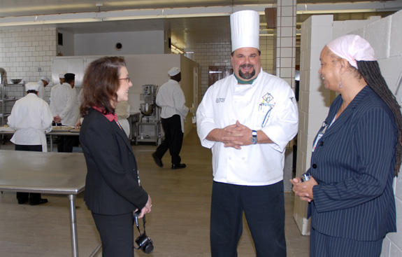 FHS students visit VGCC Culinary program