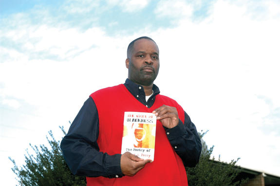 """County man publishes """"The Voice of Blackness,"""" a book of poetry"""