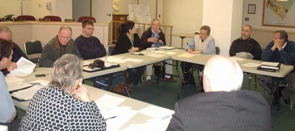Energy Conservation Committee holds first meeting