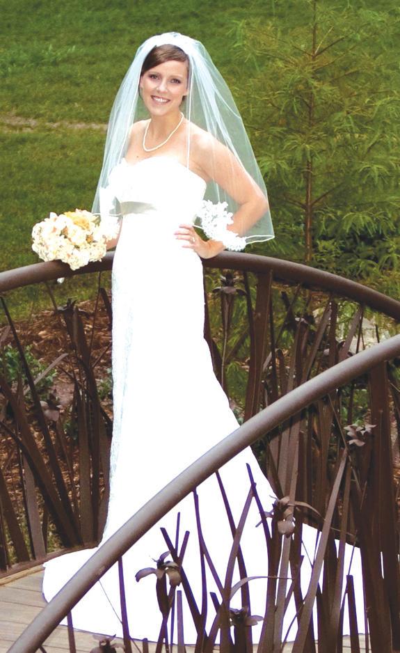 Faulkner, Sands unite in marriage