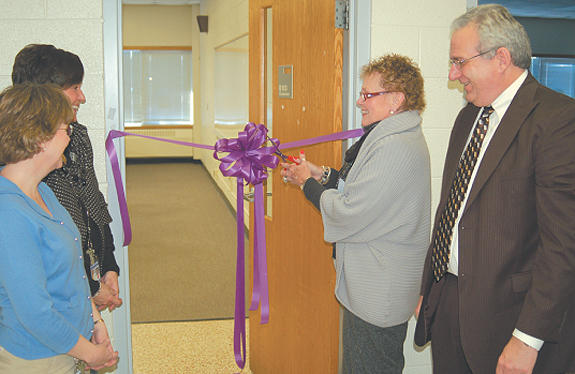 Franklinton Elementary opens new computer lab