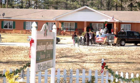 Louisburg Gardens asking for county's help to expand