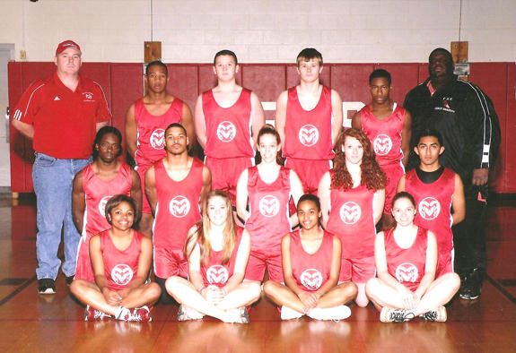 FHS INDOOR TRACK TEAM