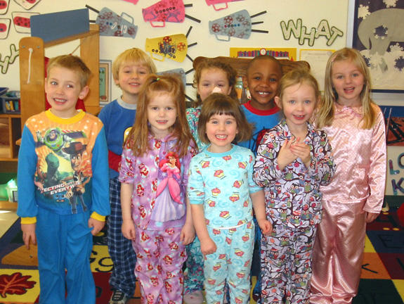 VGCC DAYCARE CELEBRATES DR. SUESS