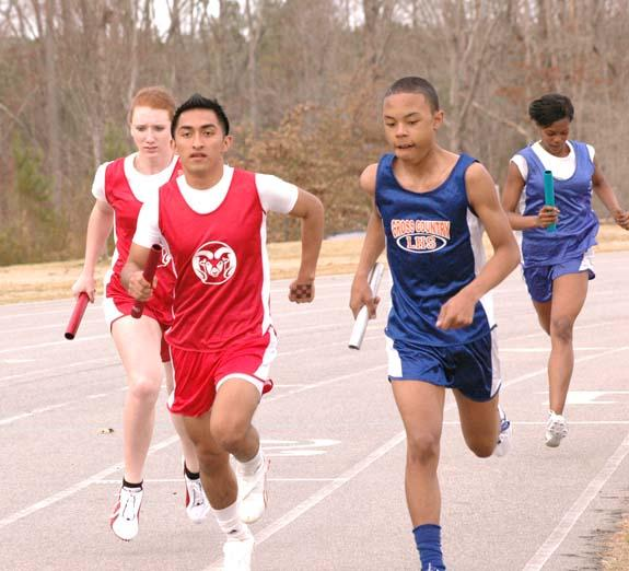 RELAY COMPETITION