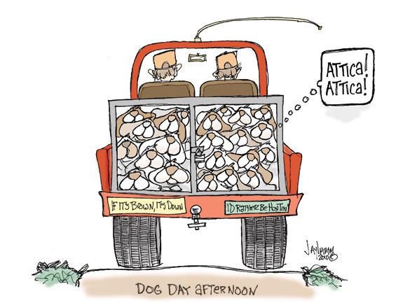 Editorial Cartoon: Al Pupcino