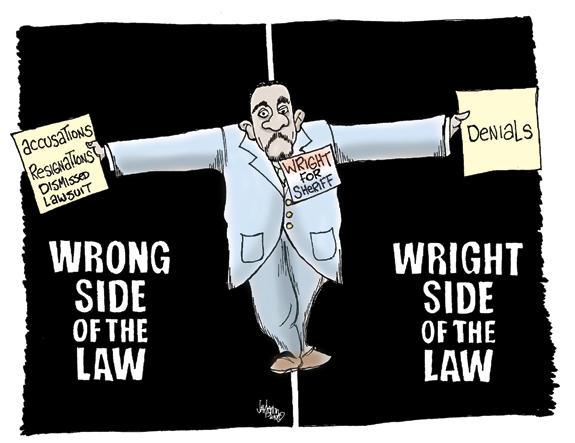 Editorial Cartoon: First In Flight