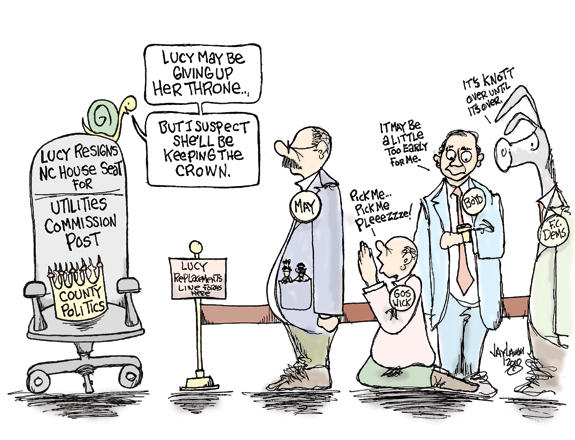 Editorial Cartoon: LuLu's Legacy
