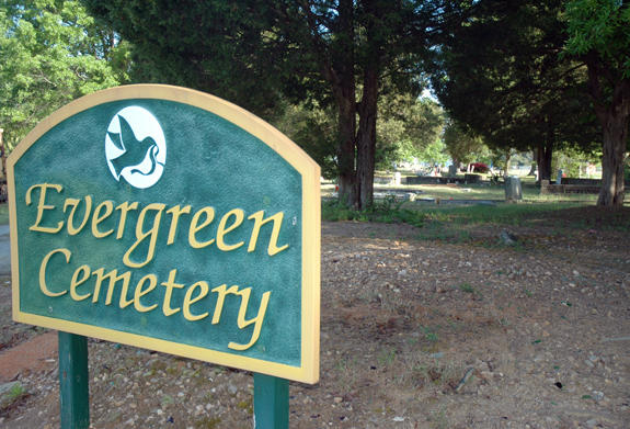 Franklinton to take over Evergreen Cemetery
