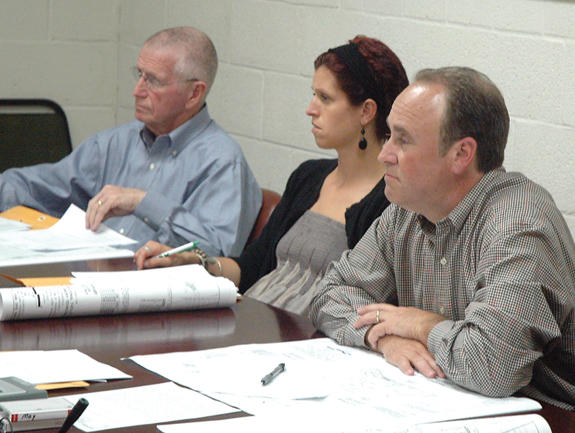 Roberts chosen to fill vacant Youngsville board seat