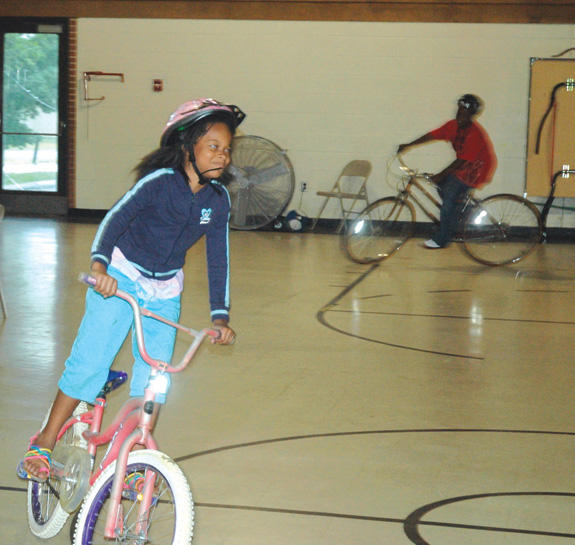 Cyclists team with Boys and Girls Club