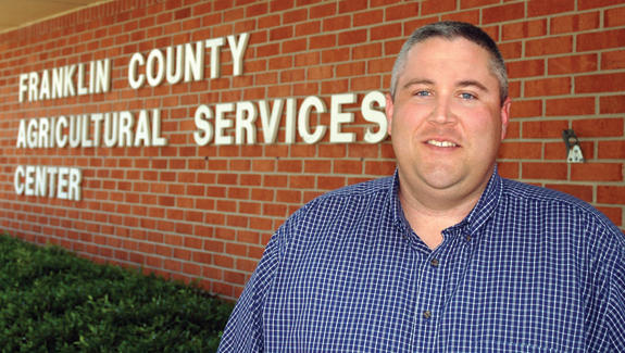 Strader leaving agriculture extension office