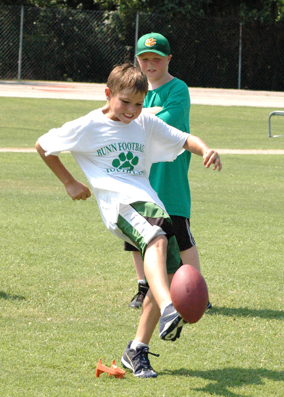 Wildcats host grid campers