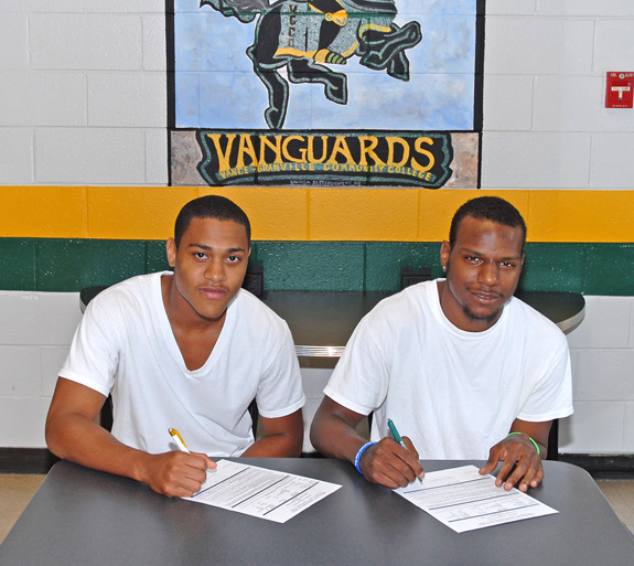 ONE MORE SEASON FOR VANGUARDS