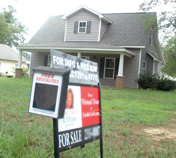 Foreclosures on the rise in Franklin County