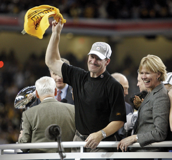 Cowher Remembered