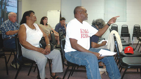 Franklinton residents upset over utility bill increase
