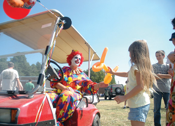 Youngsville Fall Festival pics, 2