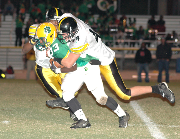 Roanoke Rapids Pulls Away From Bunn