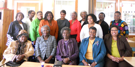 Evening Star Chapter #593 celebrates anniversary