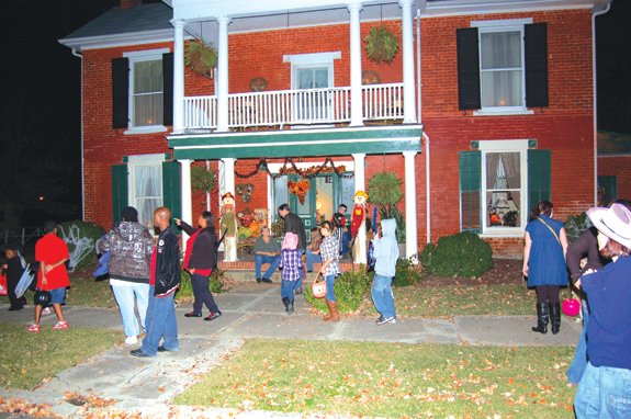 Halloween around Franklin County, pics 2