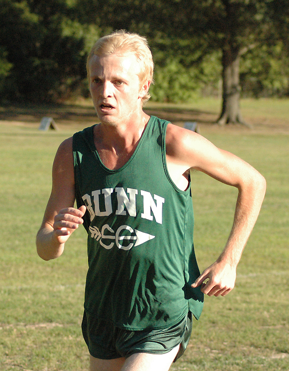 Runners sparkle at regionals