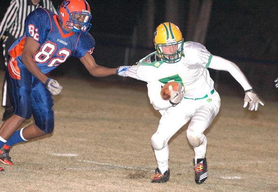 Bunn Rallies Past Louisburg