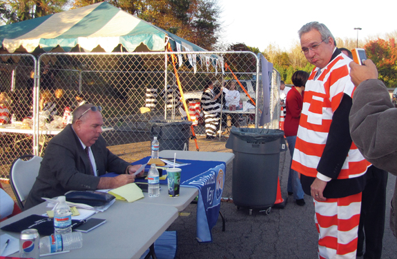 United Way Jail-A-Thon Nov. 17