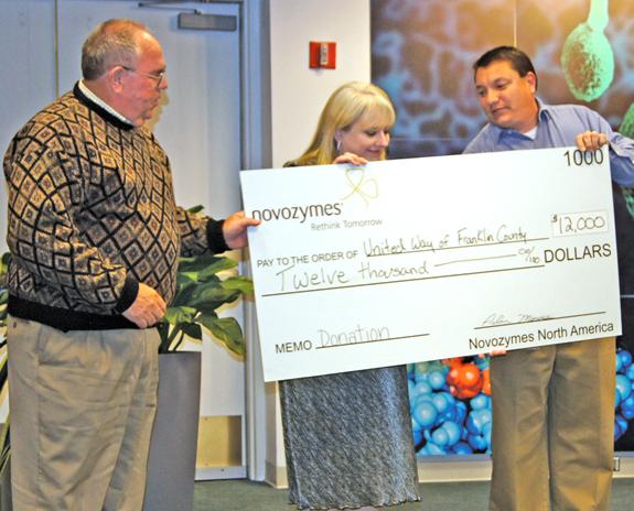 United Way awards teachers' grants