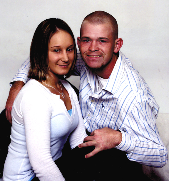 Craig, Morgan wed