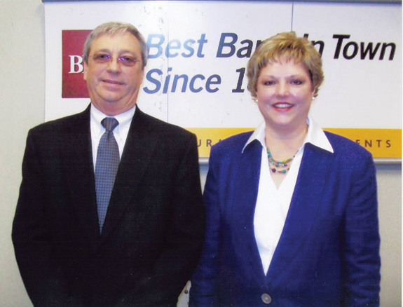 NAMED TO BB&T ADVISORY BOARD