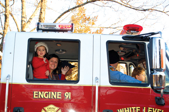 Happy Holidays from the Franklin County Christmas Parade, Pics 2